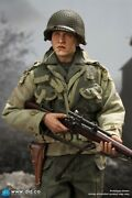 Did 1/6 A80144 The Us Army 2nd Ranger Battalion Sniper Jackson Action Figure Toy