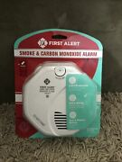 Brand New Combination Smoke And Carbon Monoxide Alarm Free Shipping
