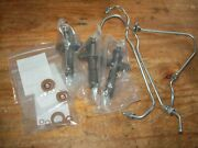 Ford Tractor 2000 3000 Fuel Injector Kit With Fuel Lines Used With Cav Pump