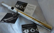 Verne Q Powell Ardeleve Boston Handmade Solid Sterling Silver Flute Headjoint