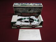 2009 Hess Toy Truck Race Car And Racer,