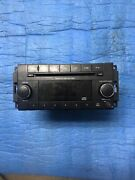 2011-2019 Dodge Carvan/ Chrysler Town And Country Radio