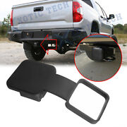 Trailer Tow Hitch Receiver Cover Plug Dust Cap 2 For Chevrolet Ford Toyota Jeep