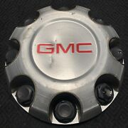 Gmc Sierra 2500hd 9596342 Factory Oem Wheel Center Rim Cap Hub Cover 8 Lug Ks