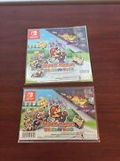 Paper Mario The Origami King Club Nintendo Origami And Postcard Set