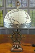 Genuine Disney Cruise Line Cabin Globe Lamp Shade Magic Wonder Dream Fantasy Dcl