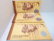 2004 Us Lewis And Clark Coinage And Currency Set