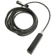 Isco Low Profile Area Velocity Sensor W/25ft Cable For 6712 Water Sampler