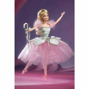 Barbie Peppermint Candy Cane Doll The Nutcracker Classic Ballet