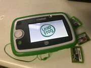 Leapfrog Leappad 3 Educational Learning System And 3 Games Cartridges