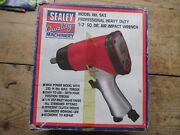 1/2 Sq.dr. Professional Heavy Duty Air Impact Wrench Old School New Old Stock