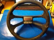 Craftsman Tractor Steering Wheel Fits Many Brands Fits Pinned Shaft Oem Dr 3