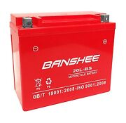 New Banshee Replacement Battery For All Honda 1800cc Motorcycles/scooters