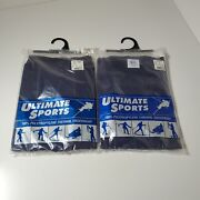 Vintage Duofold Mens Xl Ultimate Sports Thermals New Old Stock Blue Made In Usa