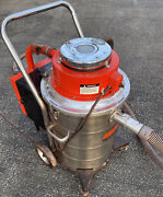 Hako Minuteman Model X-e100-ef Stainless Arco Vacuum 110 Volts Cleaner System