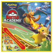 Pokemon Battle Academy Board Game Trading Card Game Free Expedited Shipping