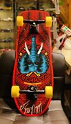 Mike Vallely Complete Skateboard G Bones Brigade Powell Peralta Gullwing Tracker