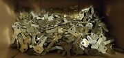 Large Lot Of Misc Key Blanks 15 + Lbs House Lock Cabinet Mailbox Un-cut