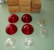 1953 Buick Tail Lamp Parking And Backup Lenses . Nors Glo-brite