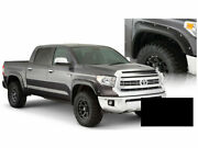 Front And Rear Fender Flare Bushwacker 7pdr57 For Toyota Tundra 2016 2017 2018