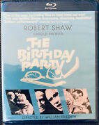 The Birthday Party 1968 Kino Lorber Blu-ray Robert Shaw William Friedkin
