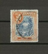 Jamaica 1941 Sg132a Used Cat Andpound250