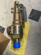 Steam Boiler Safety Pressure Relief Valve 1/2andrdquo. Apollo. See Pictures. Or Best