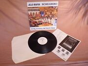 Original 12 Vinyl Record -1991 Jello Biafra Nomeansnosky Fall I Want My Mommy