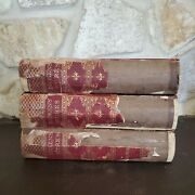 Charles Dickens Antique Dickens Works 1800s Book Lot