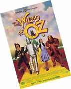 Movie Posters 11 X 17 The Wizard Of Oz 11x17