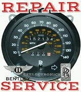 Odometer Repair Service For 1966 To 1989 Rolls Royce And Bentley