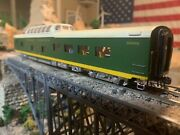 Ho Scale Walthers 75' Observation Coach Dome Car W/actual Passengers So Detailed