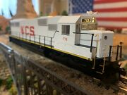 Ho Scale Walthers Emd Sd50 Diesel Locomotive Kcs Dcc Ready Powered Well Detailed
