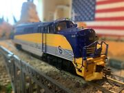 Ho Scale Proto 2000 Bl2 Chesapeake And Ohio C And O Dc Powered Diesel Locomotive New