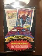 1990 Impel Marvel Universe Series 1 Trading Cards | Factory Sealed Box