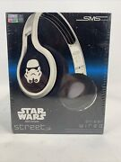 New Sms Audio Street By 50 Wired On-ear Headphones Limited Edition Star Wars™