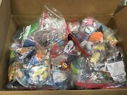 Large Lot Of Vintage Mcdonald's/burger King/arby's/ Dairy Queen And More Meal Toys