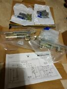 Ives Fb51p Us32d Constant Latching Flush Bolts For Metal Door Pair Of Top And...