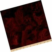 Shannon Minky Luxe Cuddle Hide Merlot Fabric By The Yard 1