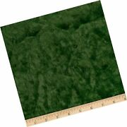 Shannon Minky Luxe Cuddle Marble Evergreen Fabric By The Yard