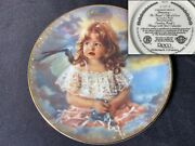 12 Always With You Calendar Complete Plate Collection,sandra Kuck No Coa
