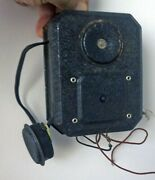 Vintage Pair Of Wall Phones, Not Tested [elc0079] Sold As Is