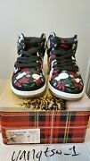 """Concepts X Dunk High Sb """"ugly Christmas Sweater"""" Ds 8.5 Special Box"""