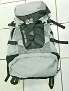 Coleman Max Elate 65l Internal Frame Hiking Backpack With Cover