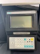 Siemens Sitrans F System 1010 Portable Clamp-on Flowmeter In Carrying Case Plus+