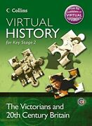 Virtual History For Key Stage 2 – The Victorians And 20th Century Britain Cd-ro