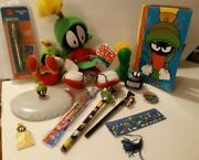 Lot Of Marvin The Martian Collectibles
