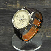 Longines Heritage S Steel Leather L2.749.4.72. Automatic Menand039s Watch 4 Rise-on
