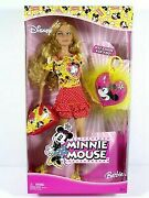 Barbie Collector Minnie Mouse Doll