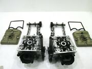 Ducati 1098 Engine Motor Head Valve Cover Top End Front Cam Rear Oem